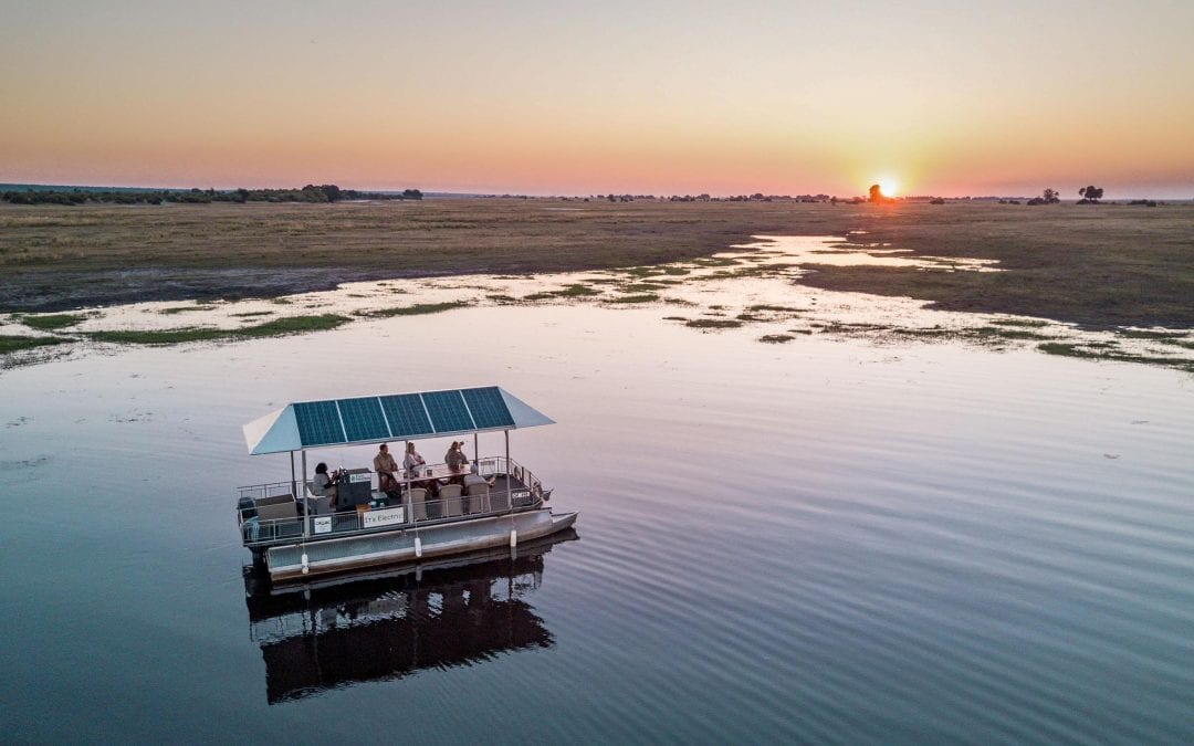 ON INTERNATIONAL WOMEN'S DAY, CHOBE GAME LODGE CELEBRATES ITS ALL-FEMALE GUIDE TEAM AS THEY LEAD THE WAY FOR GENDER EQUALITY IN AFRICA