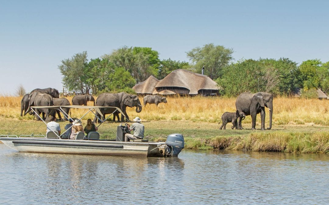 ON EARTH DAY 2021, CHOBE GAME LODGE CELEBRATES ITS DEDICATION TO ENVIRONMENTAL SUSTAINABILITY TO HELP REDUCE CLIMATE CHANGE AND PRESERVE BOTSWANA'S PRECIOUS WILDLIFE