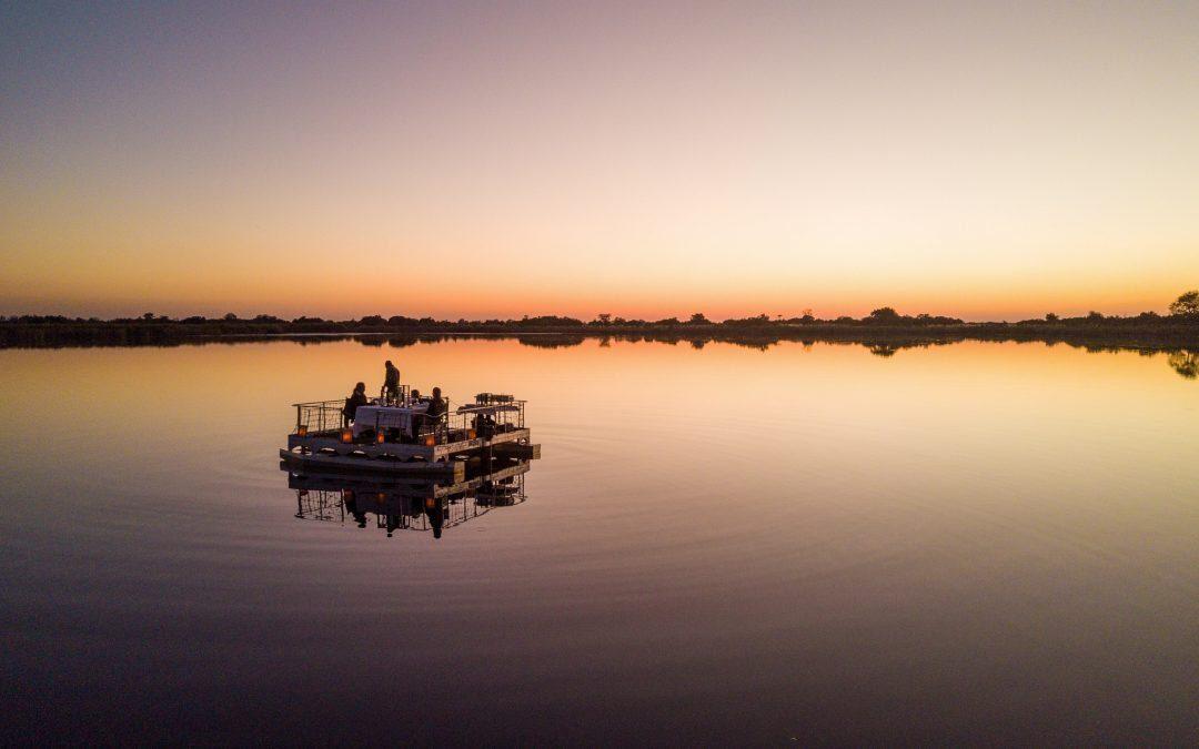 DESERT & DELTA SAFARIS ANNOUNCES EXCLUSIVE USE OF THE XUGANA ISLAND LODGE!